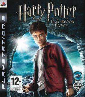 Copertina del gioco Harry Potter e il Principe Mezzosangue per PlayStation 3