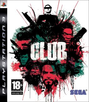 Copertina del gioco The Club per PlayStation 3