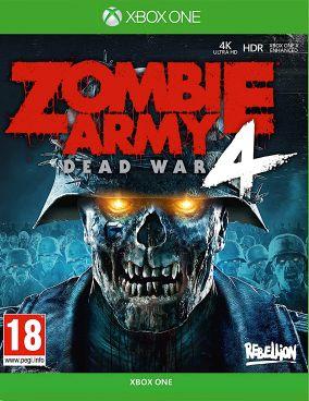 Copertina del gioco Zombie Army 4: Dead War per Xbox One