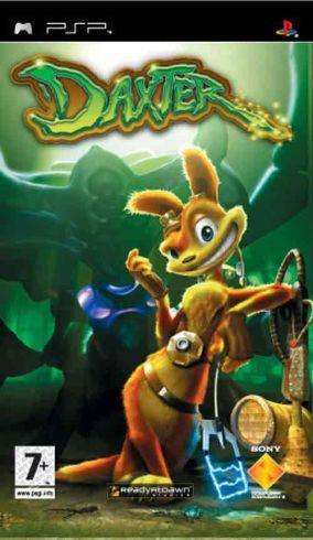 Immagine della copertina del gioco Daxter per PlayStation PSP