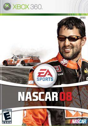 Copertina del gioco Nascar 08 per Xbox 360