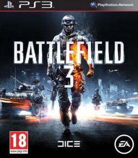 Copertina del gioco Battlefield 3 per PlayStation 3