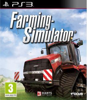 Immagine della copertina del gioco Farming Simulator 2013 per Playstation 3