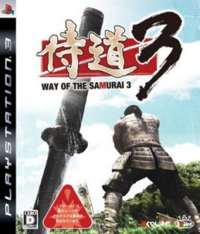 Copertina del gioco Way of the Samurai 3 per PlayStation 3