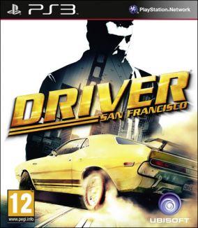 Immagine della copertina del gioco Driver: San Francisco per PlayStation 3