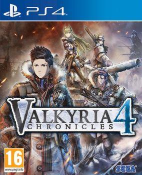 Immagine della copertina del gioco Valkyria Chronicles 4 per PlayStation 4