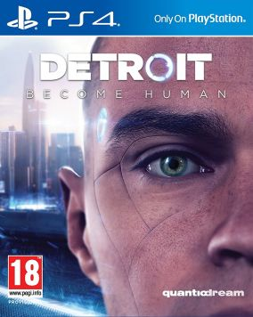 Immagine della copertina del gioco Detroit: Become Human per Playstation 4
