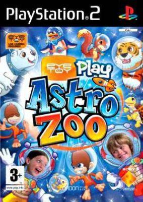 Copertina del gioco Eye Toy: Play Astro Zoo per PlayStation 2
