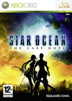 Copertina del gioco Star Ocean: The Last Hope per Xbox 360