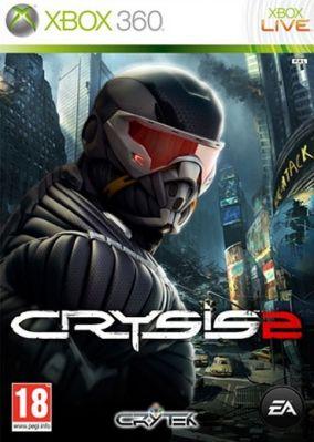 Immagine della copertina del gioco Crysis 2 per Xbox 360