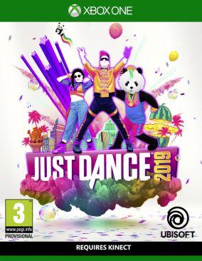 Immagine della copertina del gioco Just Dance 2019 per Xbox One
