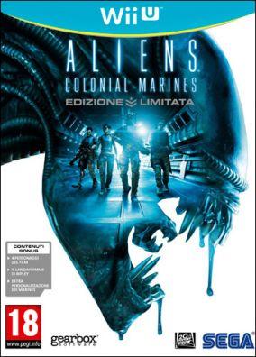 Immagine della copertina del gioco Aliens: Colonial Marines per Nintendo Wii U
