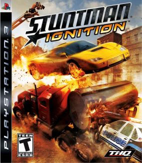 Copertina del gioco Stuntman: Ignition per PlayStation 3