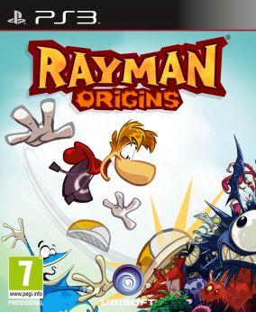Copertina del gioco Rayman Origins per PlayStation 3