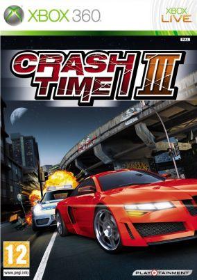 Copertina del gioco Crash Time III per Xbox 360