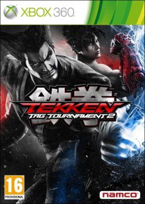 Copertina del gioco Tekken Tag Tournament 2 per Xbox 360