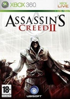 Copertina del gioco Assassin's Creed 2 per Xbox 360