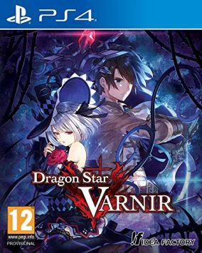 Immagine della copertina del gioco Dragon Star Varnir per PlayStation 4
