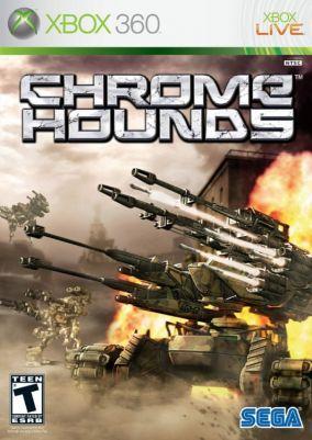 Copertina del gioco Chromehounds per Xbox 360