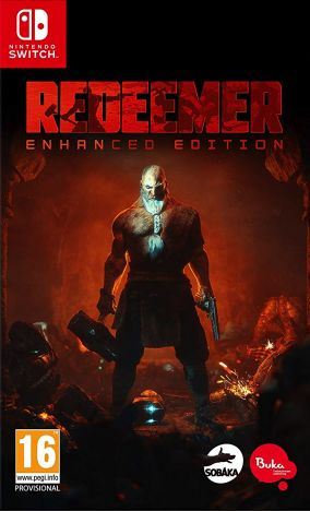 Copertina del gioco Redeemer: Enhanced Edition per Nintendo Switch