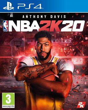 Copertina del gioco NBA 2K20 per PlayStation 4