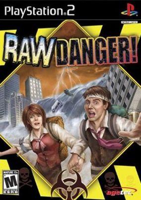 Copertina del gioco Raw Danger per PlayStation 2