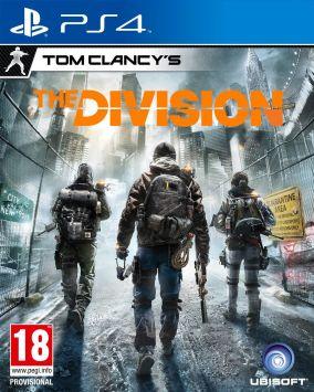 Immagine della copertina del gioco Tom Clancy's The Division per Playstation 4
