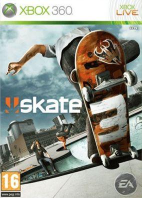 Copertina del gioco Skate 3 per Xbox 360