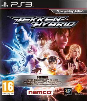 Copertina del gioco Tekken Hybrid per PlayStation 3