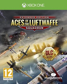 Copertina del gioco Aces of the Luftwaffe per Xbox One