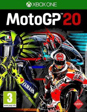 Copertina del gioco MotoGP 20 per Xbox One