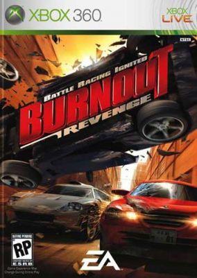 Copertina del gioco Burnout Revenge per Xbox 360