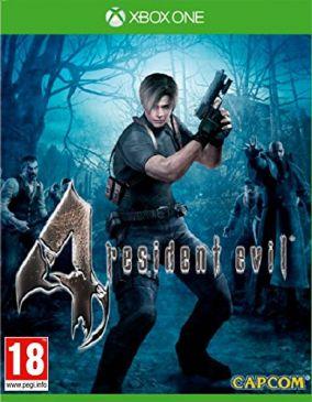 Copertina del gioco Resident Evil 4 per Xbox One