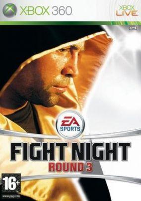 Copertina del gioco Fight Night Round 3 per Xbox 360