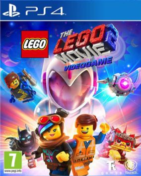 Copertina del gioco The LEGO Movie 2 Videogame per PlayStation 4