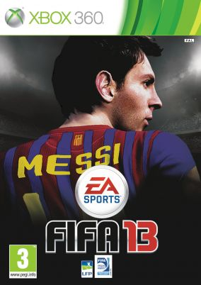 Immagine della copertina del gioco FIFA 13 per Xbox 360