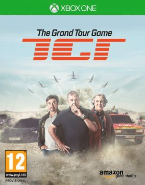 Copertina del gioco The Grand Tour Game per Xbox One