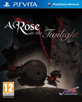 Copertina del gioco A Rose in the Twilight per PSVITA