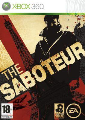 Copertina del gioco The Saboteur per Xbox 360