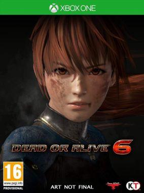 Copertina del gioco Dead or Alive 6 per Xbox One