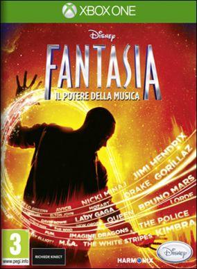 Immagine della copertina del gioco Disney Fantasia: Il Potere della Musica per Xbox One