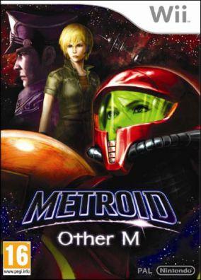 Immagine della copertina del gioco Metroid: Other M per Nintendo Wii