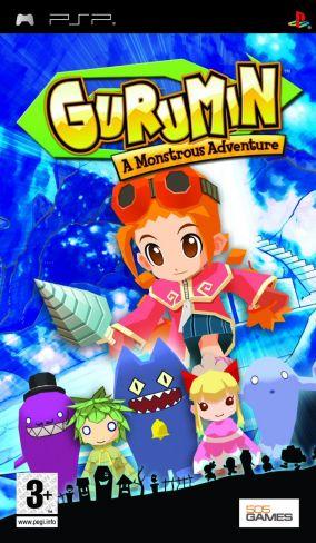 Immagine della copertina del gioco Gurumin A Monstrous Adventure per PlayStation PSP