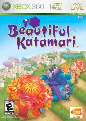Copertina del gioco Beautiful Katamari per Xbox 360
