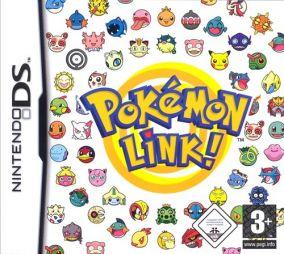 Immagine della copertina del gioco Pokemon Link! per Nintendo DS