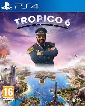Immagine della copertina del gioco Tropico 6 per PlayStation 4