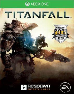Copertina del gioco Titanfall per Xbox One