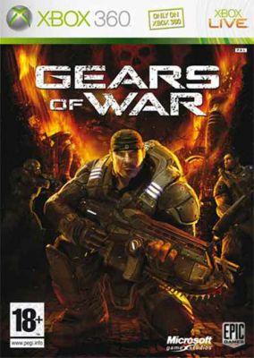 Immagine della copertina del gioco Gears of War per Xbox 360