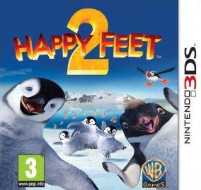 Immagine della copertina del gioco Happy Feet 2 per Nintendo 3DS