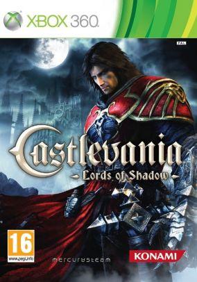 Copertina del gioco Castlevania Lords of Shadow per Xbox 360